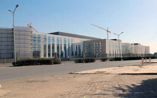 Anti-cancer center of Sidi Bel Abbes