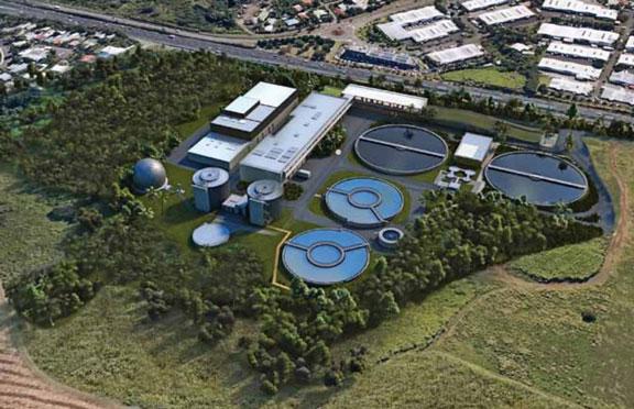 Réunion Island Water Treatment Plant
